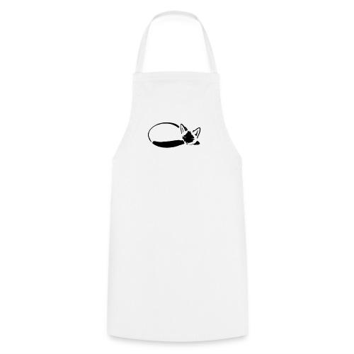 Tablier de cuisine - neko,katze,chat,cat