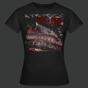 Proll Guns - Horseflesh BBQ - Frauen T-Shirt