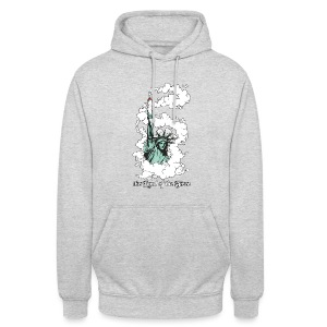 the Land of the Free ... Cannabis - unisex Hoodie - Unisex Hoodie