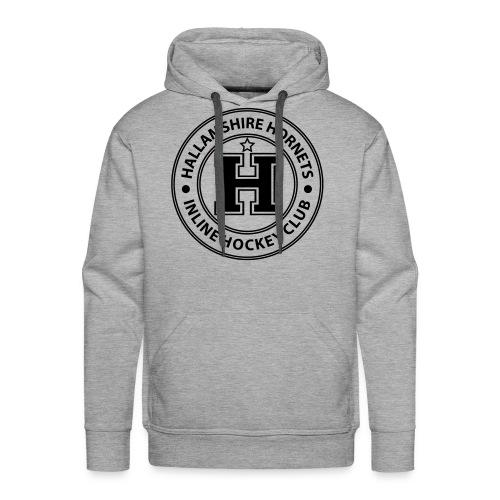 Light Grey Hoodie  - Men's Premium Hoodie