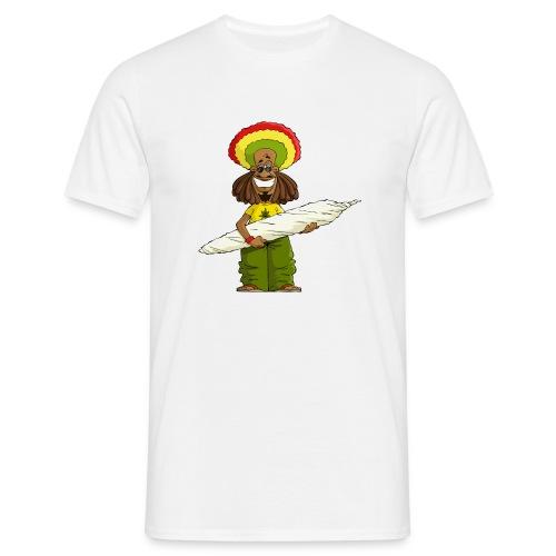 T-shirt Męski Rastaboy - Koszulka męska