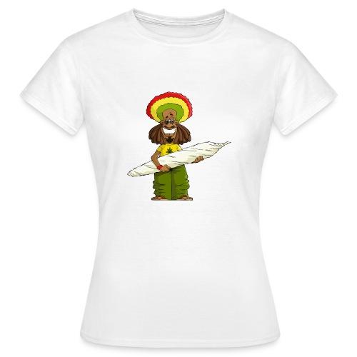 T-shirt Damski Rastaboy - Koszulka damska