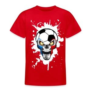 Football Skull France 01