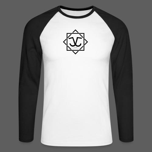 Tshirt - Langarm  - Männer Baseballshirt langarm
