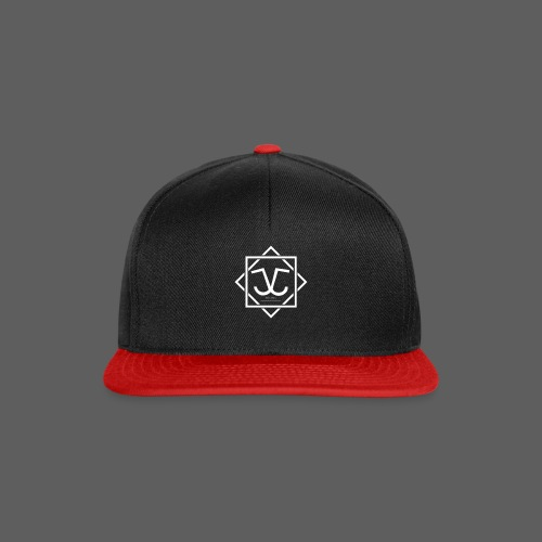 Cap mit Logo - Snapback Cap