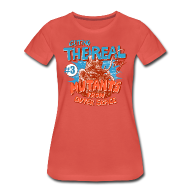 T-Shirts ~ Frauen Premium T-Shirt ~ mutants from outer space