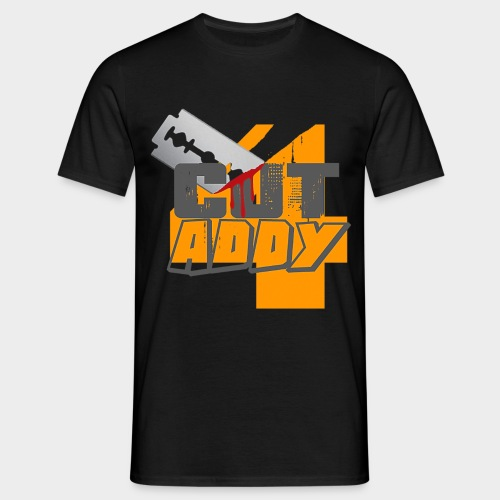 Cut4Addy V1 männlich - Männer T-Shirt