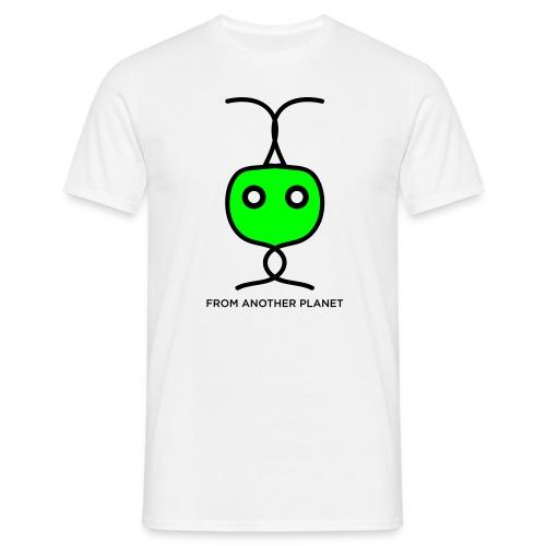 Homme vert - T-shirt Homme
