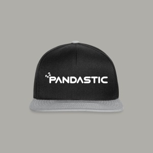 Pandastic Official Cap Grey/Black - Snapback Cap