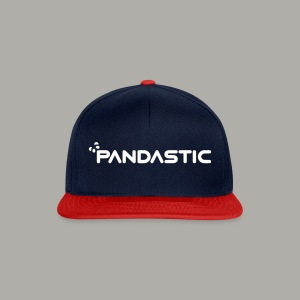 Pandastic Official Cap Blue/Red - Snapback Cap
