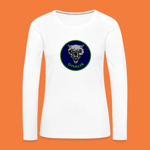 Womens long sleve shirt - Women's Premium Longsleeve Shirt