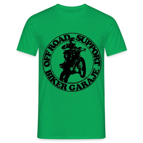 Camiseta Support Off Road - Camiseta hombre