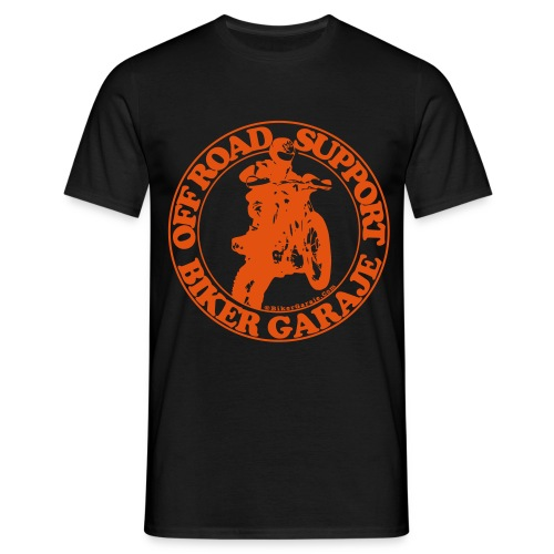 Camiseta Off Road Support - Camiseta hombre