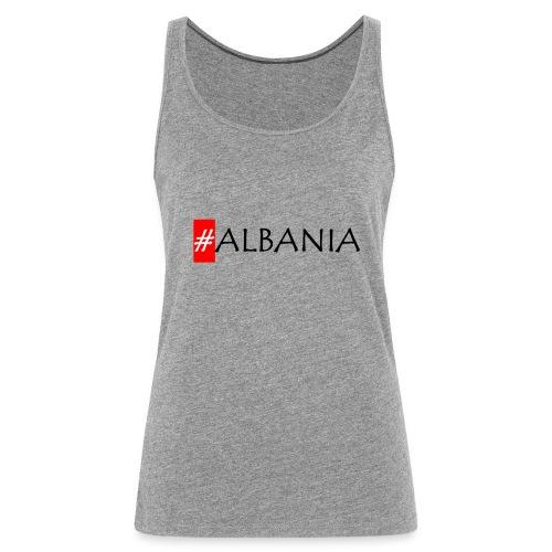 Albanien - Frauen Tank Top - Frauen Premium Tank Top