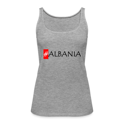 Albanien - Frauen Tank Top - Frauen Premium Tank Top