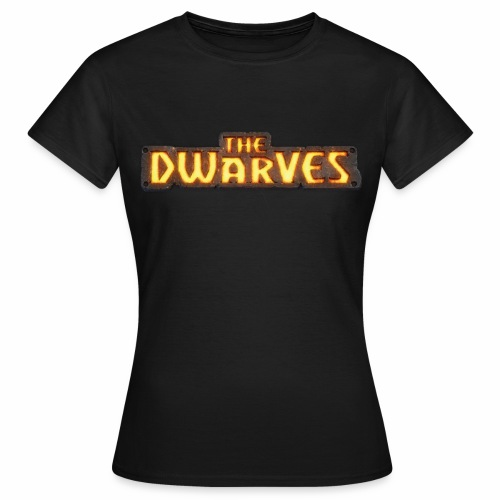 The Dwarves Ladies T-Shirt - Women's T-Shirt