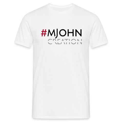#MJOHN CREATION T-Shirt - Männer T-Shirt