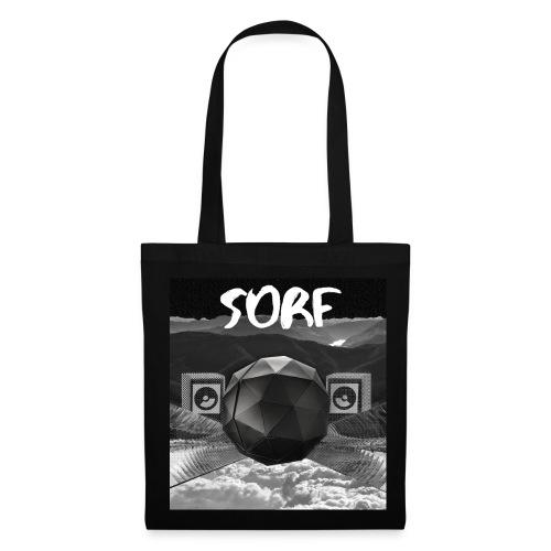 Stofftasche SORF 2016 schwarz - Stoffbeutel
