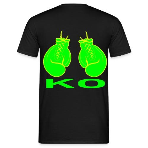 KO - T-shirt Homme