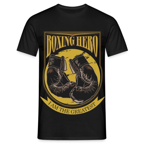 BOX - T-shirt Homme