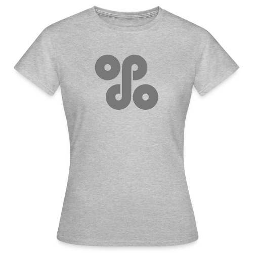 Logo open doors - Frauen T-Shirt