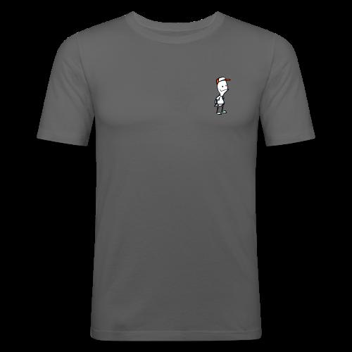 ODDKID PLAIN T-SHIRT - Men's Slim Fit T-Shirt