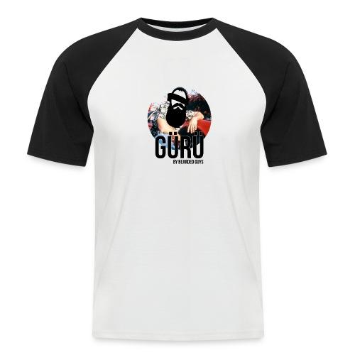 T-shirt Baseball Bearded Guy Selleck - T-shirt baseball manches courtes Homme