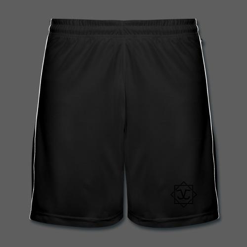 Männer Sporthose !  WEIß - Männer Fußball-Shorts