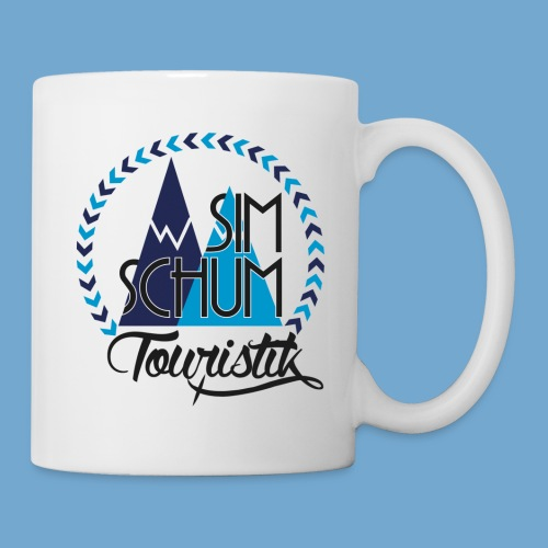 Die Touristik Tasse - Tasse