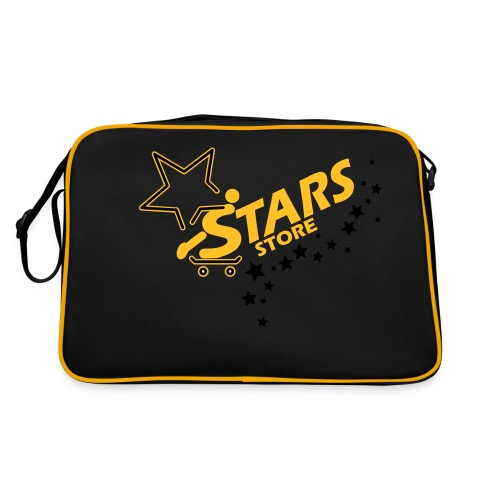 Stars Store Bag - Retro Tasche
