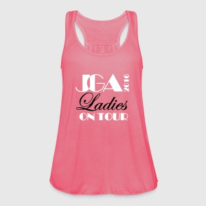 JGA 2016 Ladies on tour Tops - Frauen Tank Top von Bella
