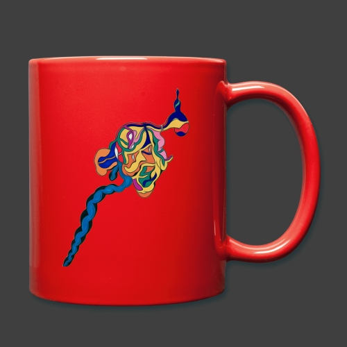 Mask - Full Colour Mug