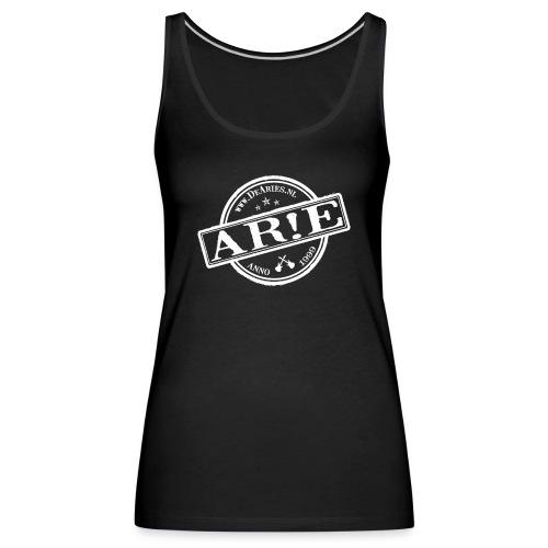 Dames-topje AR!E  - Vrouwen Premium tank top