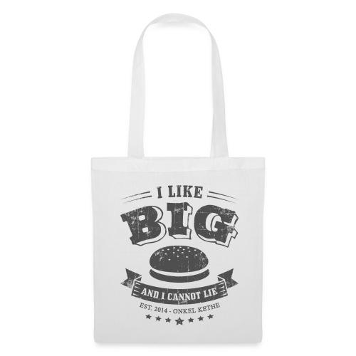 I Like Big Buns - Stofftasche - Stoffbeutel