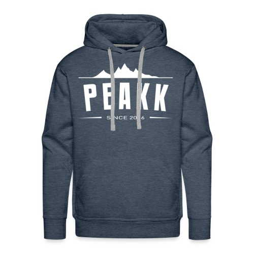 peakk sweater1 - Mannen Premium hoodie