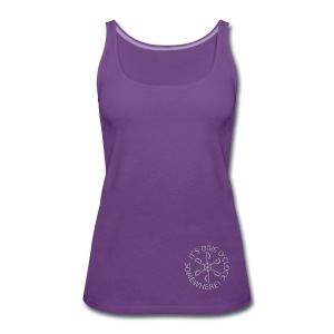 The perfect top for your summer dive trips!  - Women's Premium Tank Top