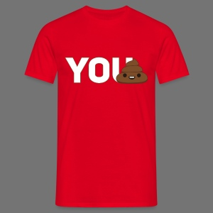 Men's YouTurd T-Shirt  - Men's T-Shirt