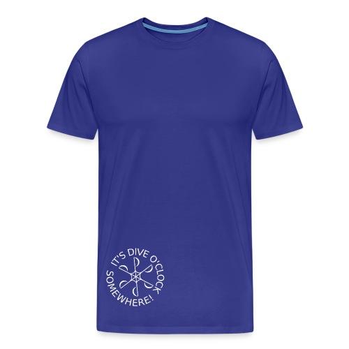 Let's go SCUBA diving! - Men's Premium T-Shirt