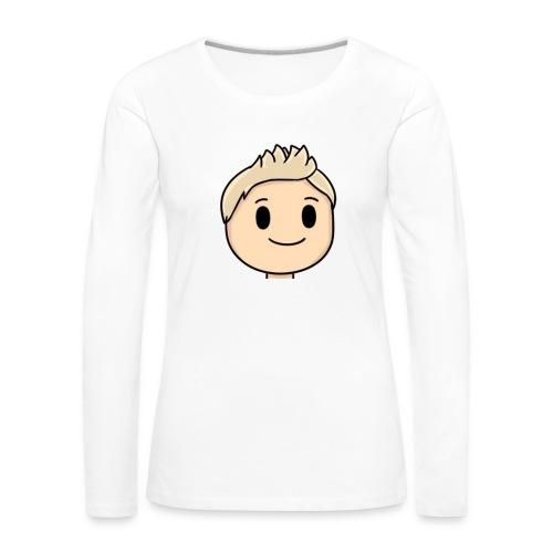 Women's Premium Longsleeve Shirt - TypischMark - Women's Premium Longsleeve Shirt