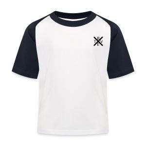 B-E-T-V Shirt - Kinder Baseball T-Shirt