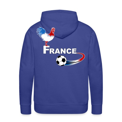 Football France 08 - Men's Premium Hoodie