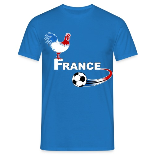 Football France 08 - Men's T-Shirt