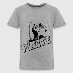 Pleite Geier T-Shirts - Teenager Premium T-Shirt