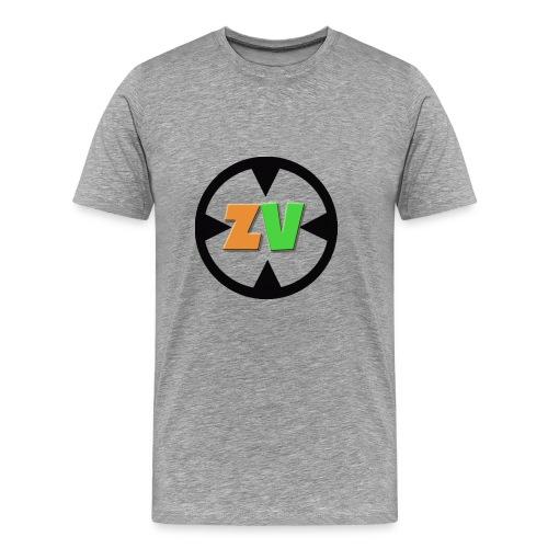 T-shirt logo geant - T-shirt Premium Homme