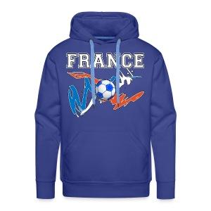 Football France 09 - Men's Premium Hoodie