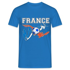 Football France 09 - Men's T-Shirt