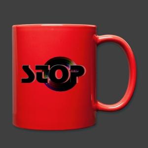 Stop - Full Colour Mug