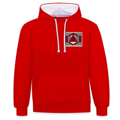 Sweater Sandmachina - Sweat-shirt contraste