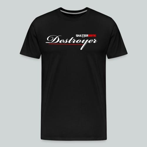 Shatterdome Destroyer Shirt - Männer Premium T-Shirt