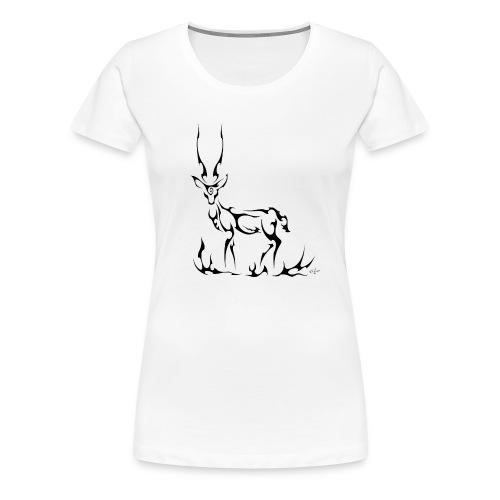Antilope - T-shirt Premium Femme